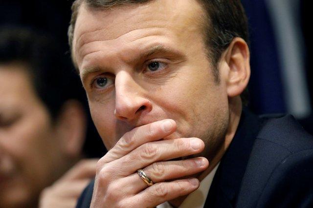 تنها 20 درصد از فرانسوی ها عملکرد ماکرون را قبول دارند