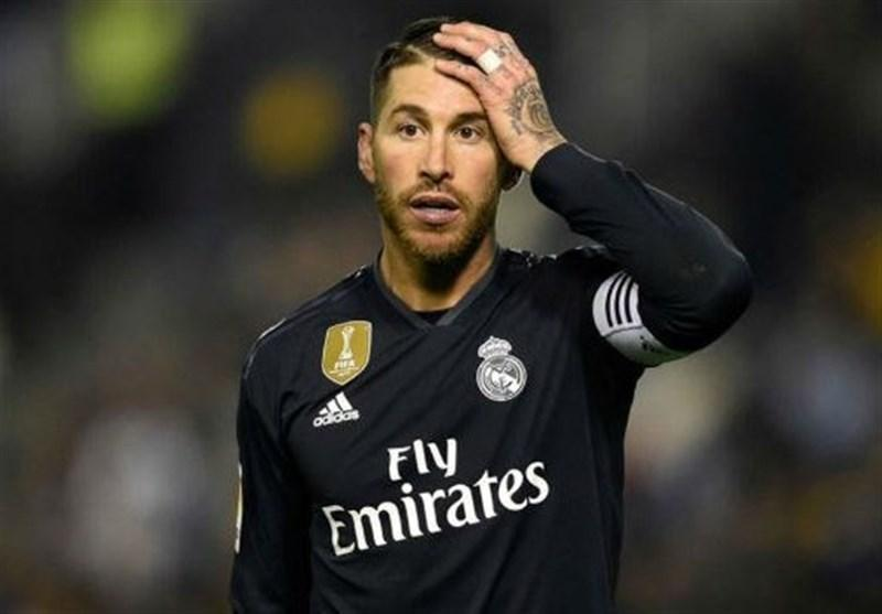 تنش در روابط سرخیو راموس با مدیران و بازیکنان رئال مادرید
