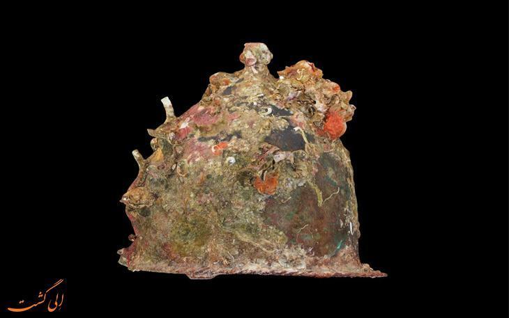 کشف آثار 2200 ساله متعلق به نبرد دریایی روم باستان!