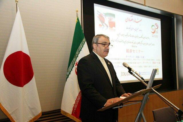 رحمانی موحد: ایران تحریم های یکجانبه آمریکا را به رسمیت نمی شناسد
