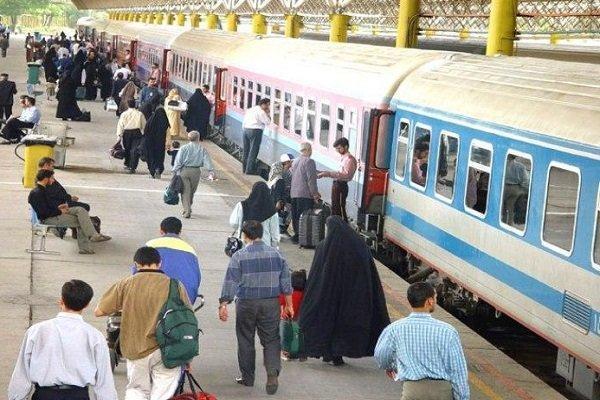 ظرفیت خالی 40 درصد جایگاه قطارهای نوروزی