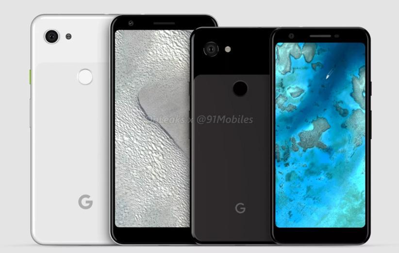 جزئیات مدل های میان رده گوگل پیکسل 3 افشا شد