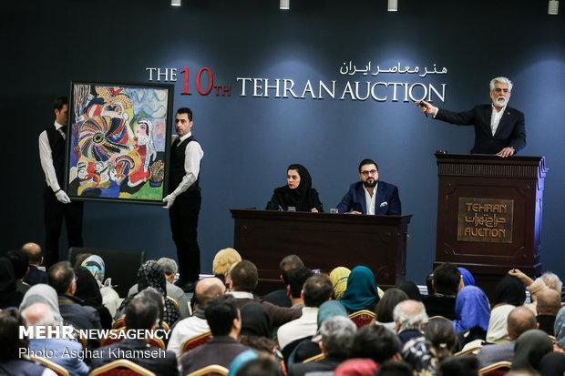 هنرمندان تاجر شدند یا تاجران علاقمند به هنر، حراج تهران مقصر است؟