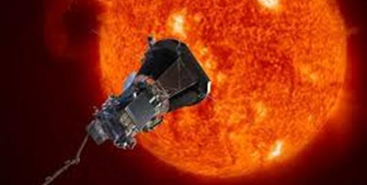 کاوشگر خورشیدی پارکر به نزدیک ترین فاصله از مرکز خورشید رسید