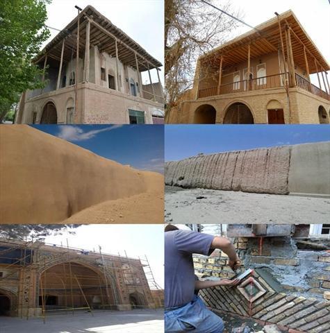 70 اثر تاریخی استان سمنان در سال 97 مرمت شد