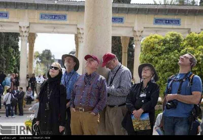 خبرنگاران تورگردان های مجارستانی به شیراز سفر می نمایند
