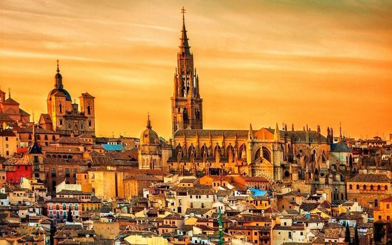 چند دقیقه دوست داشتنی در شهر بارسلون اسپانیا