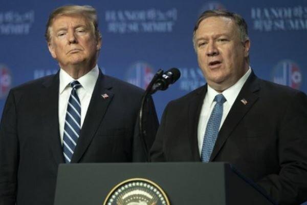 ترکیه پایه گذار اختلاف میان ترامپ و پمپئو