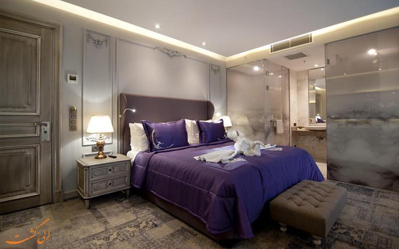 معرفی هتل نوپلدا بسفروس استانبول ، 4 ستاره