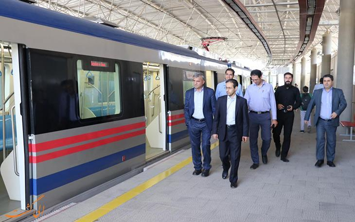 کدام شهرهای ایران مترو دارند؟