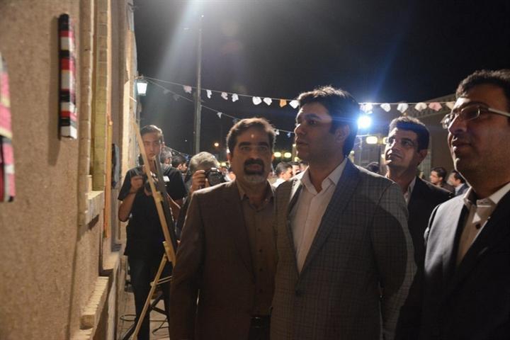 نخستین جشنواره ملی پارچه فجر در یزد آغاز به کار کرد