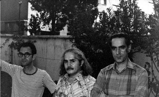 رفاقت های شاعرانه در ادبیات معاصر ایران