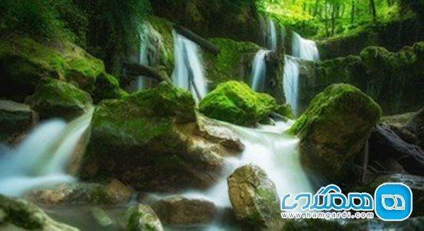 آبشار هفت تیرکن ، زیبایی منحصر بفرد در مازندران