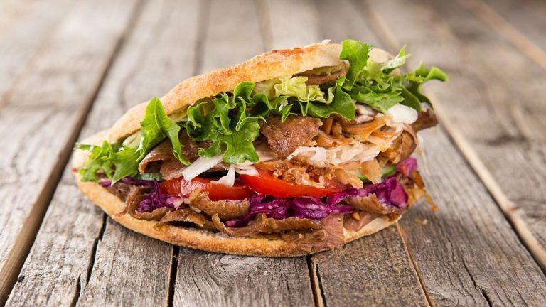 طرز تهیه کباب ترکی رستورانی در خانه