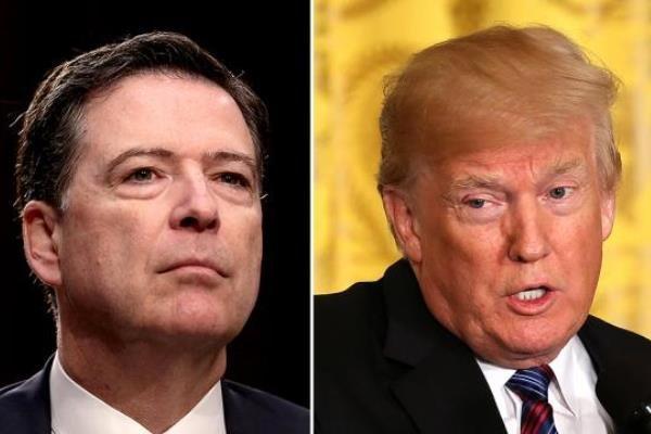ترامپ: رئیس پیشین اف بی آی قانون جاسوسی را نقض کرده است