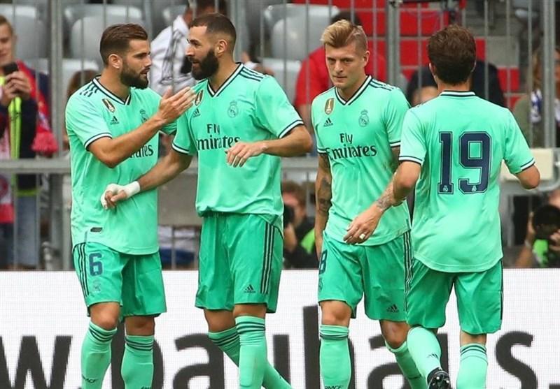 رئال مادرید در صدر رده بندی پرطرفدارترین باشگاه های فوتبال جهان در اینستاگرام
