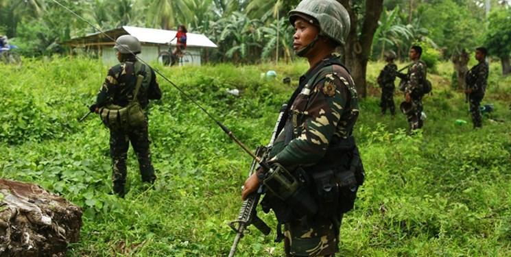 کشته شدن 7 عضو داعش در جنوب فیلیپین