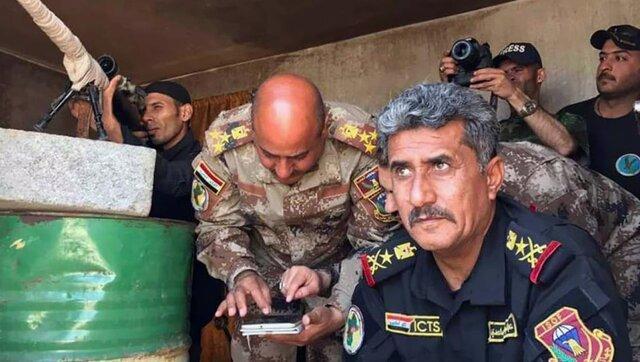 خبرهای تازه از بازداشت رئیس سابق سازمان مبارزه با تروریسم عراق
