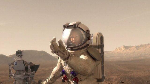 اولین انسانی که به مریخ می رود یک زن خواهد بود
