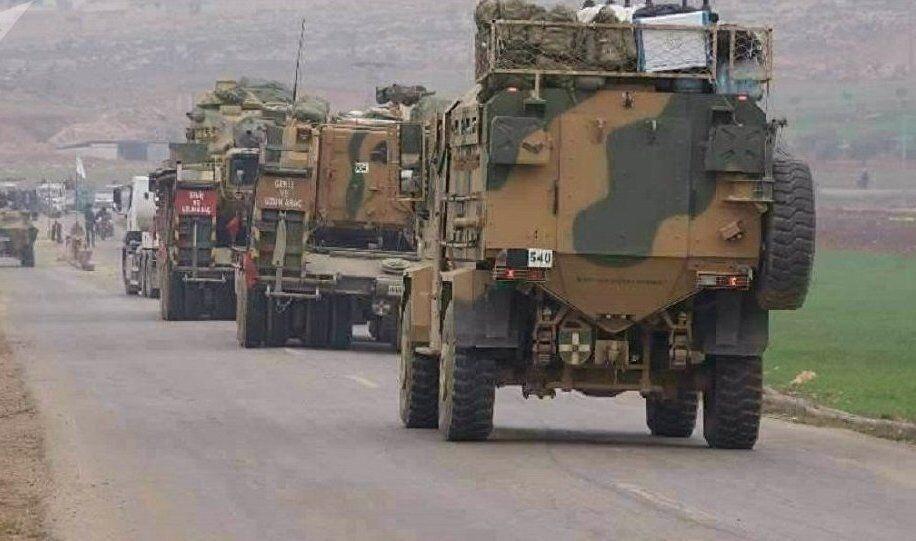 اشغال یک روستای دیگر درسوریه توسط ترکیه