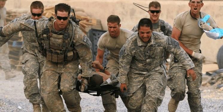 مرگ یک نظامی آمریکایی همزمان با حمله خمپاره ای به پایگاه ارتش آمریکا در عراق