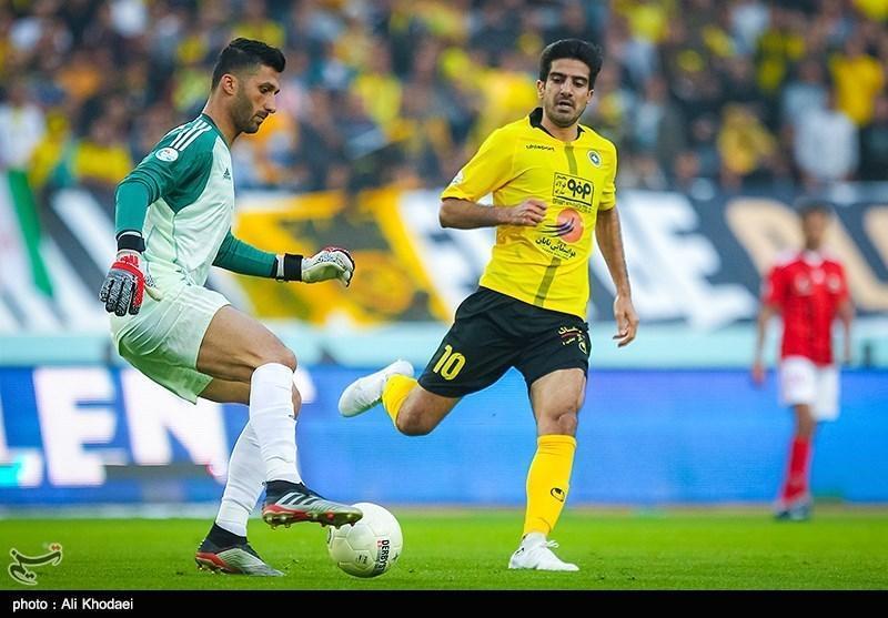 حسینی: امیدوارم اولین قهرمانی ام را با پیراهن سپاهان تجربه کنم، در بدترین زمان ممکن مصدوم شدم