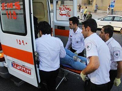 چهار کشته و 41 مصدوم در تصادف اتوبوس پاکستانی ها در نهبندان