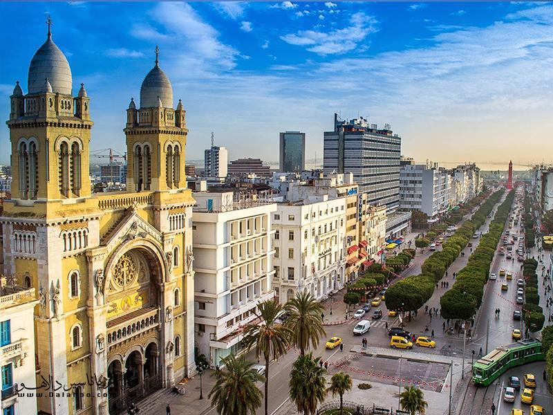 8 جاذبه تونس که حتما باید ببینید