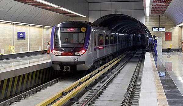امشب فعالیت تمامی خطوط داخلی مترو تا ساعت 24 ادامه دارد