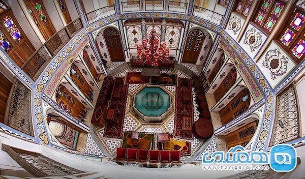 تبدیل خانه تاریخی اصفهان به بوتیک هتل