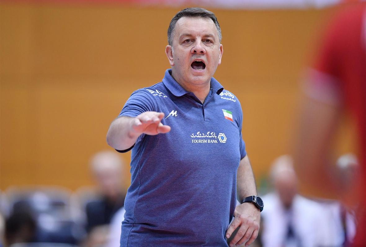 کولاکوویچ: منظورتان از روز های باشکوه والیبال ایران کدام روزهاست؟!، امکانات در حد سکوی المپیک نیست