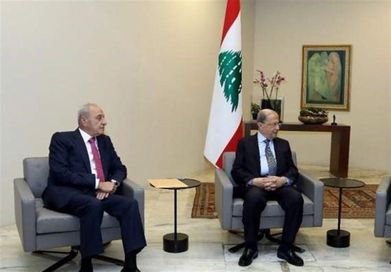 لبنان، نبیه بری خطاب به دیاب: دولت باید متشکل از همه احزاب باشد