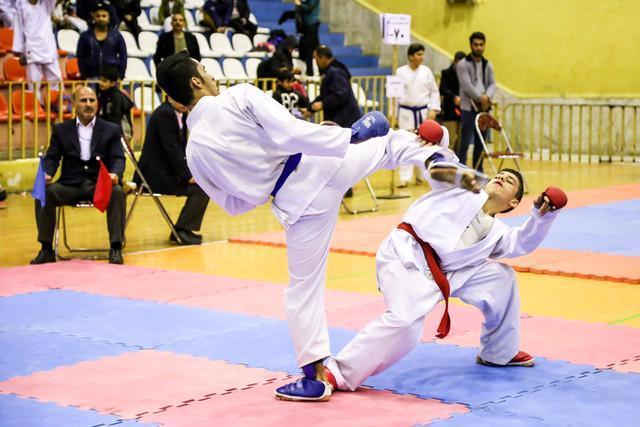 بانوان کاراته ایران حریفان شان در بازی های کشورهای اسلامی را شناختند