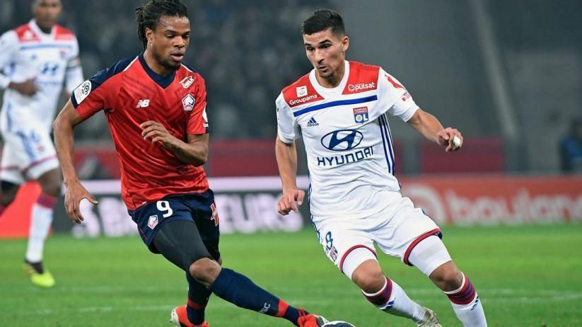 لیون با عبور از لیل به فینال لیگ کاپ فرانسه رسید