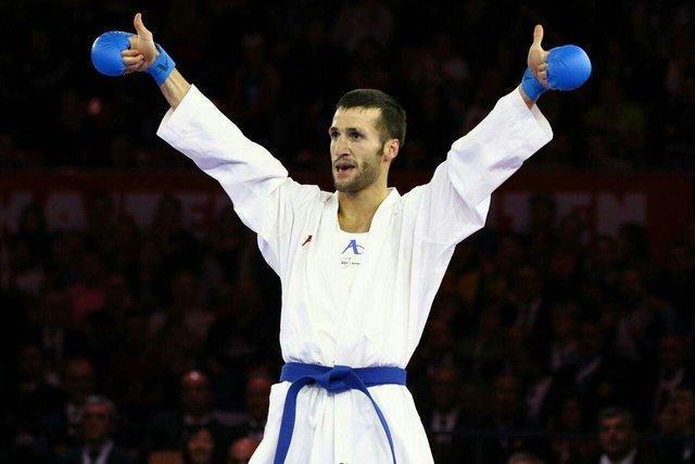 کاراته ایران در رده دوم دنیا