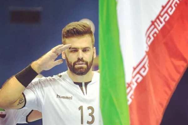 انتقاد کاپیتان تیم ملی هندبال از ناداوری علیه ایران