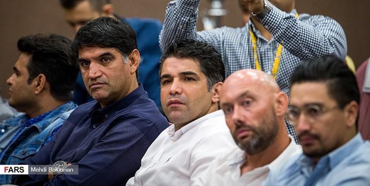 پیروز قربانی: با احترام به پرسپولیس استقلال تیم تر است، گلهای بازی دیروز فراتر از فوتبال ایران بود