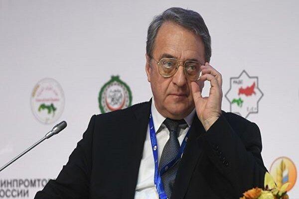 تاکید بوگدانوف بر حمایت روسیه از تمامیت ارضی عراق
