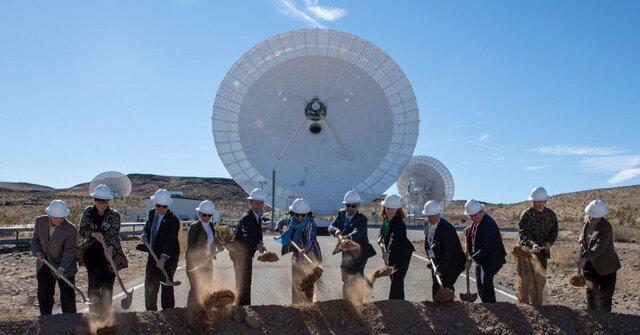 برنامه ناسا برای ارتباط لیزری با فضانوردان مریخ