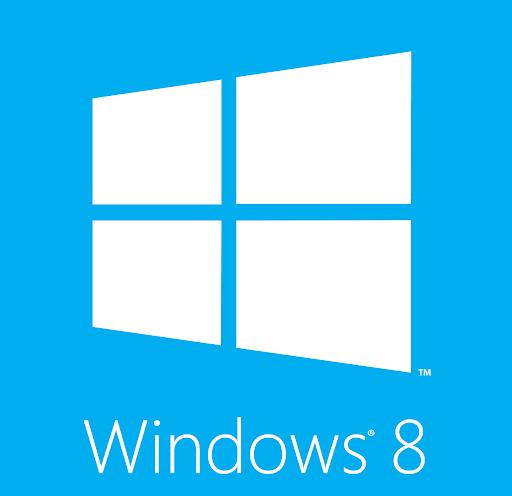 لوگو رسمی ویندوز 8 مایکروسافت