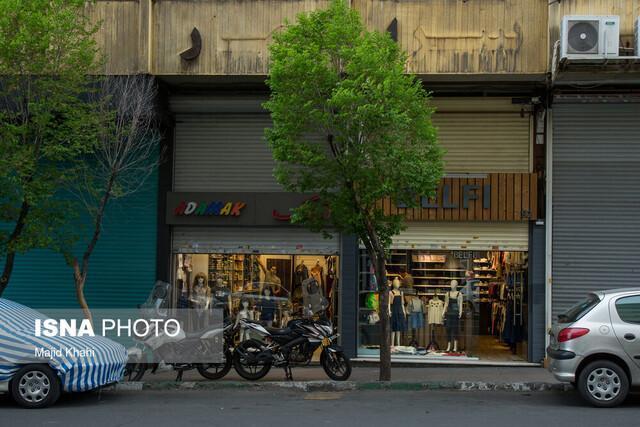 دولت با مستاجران مغازه ها کنار بیاید
