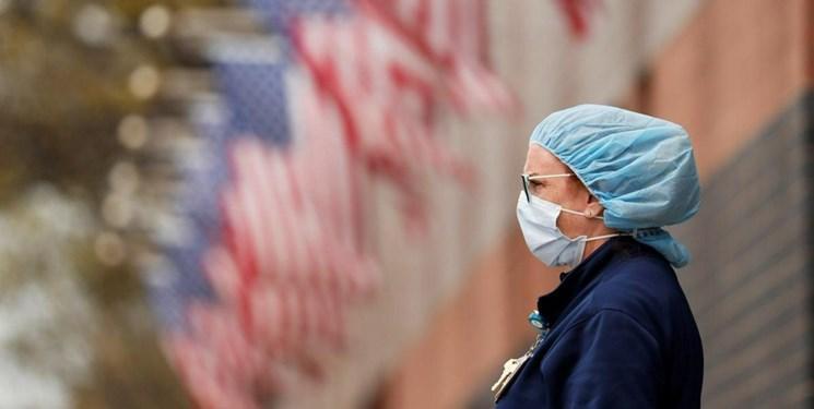 مبتلایان به کرونا در آمریکا از 1 میلیون نفر فراتر رفت