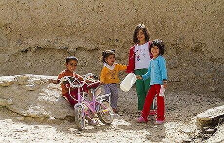 آرزوی 1529 کودک نیازمند تهران برآورده شد
