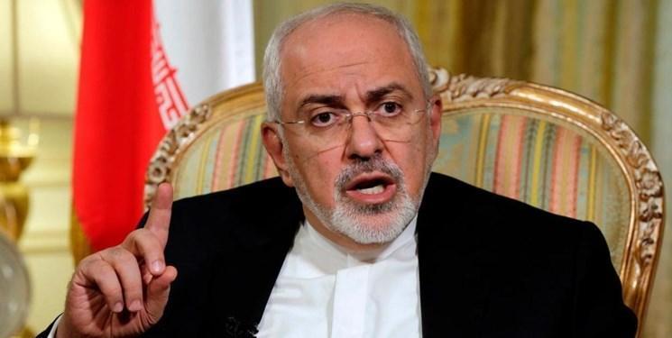ظریف: ایالات متحده تسلیحات نگران ایران است