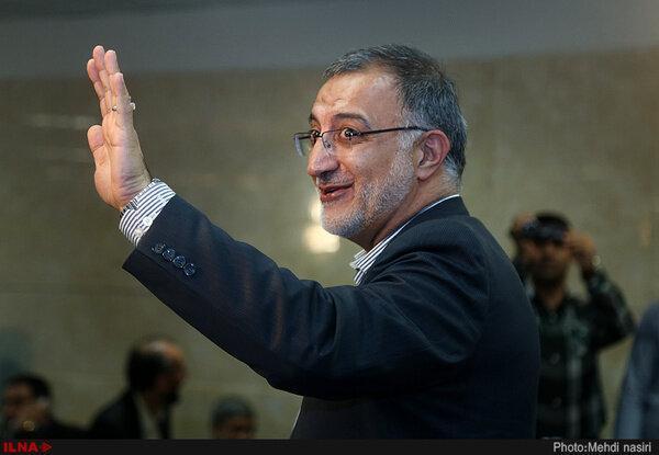 واکنش ها به کناره گیری زاکانی از رقابت برای کرسی ریاست مجلس ، از قالیباف تا موسوی