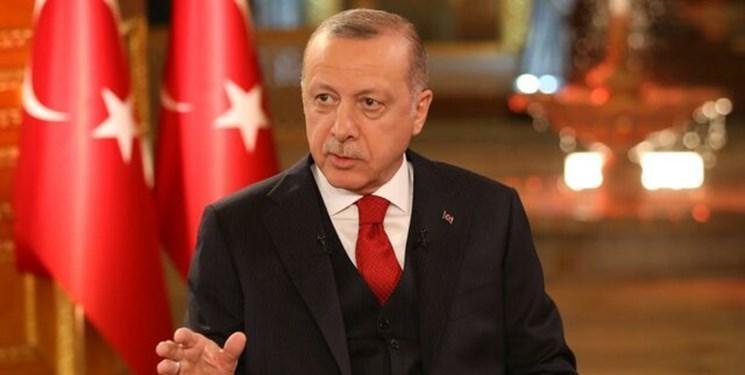 اردوغان: بیش از این درباره حملات در شمال سوریه صبر نخواهیم کرد