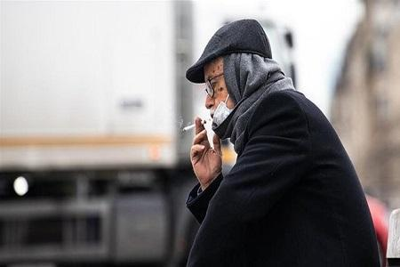 افزایش خطر ابتلا به نوع حاد و مرگ ناشی از کرونا در سیگاری ها