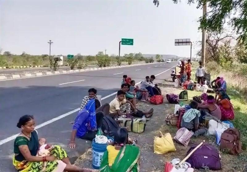 مخالفت ایالت های هند مانع بعدی برای بازگشت کارگران مهاجر