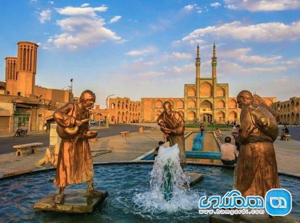 اعلام آغاز به کار صنعت گردشگری یزد در آستانه فطر