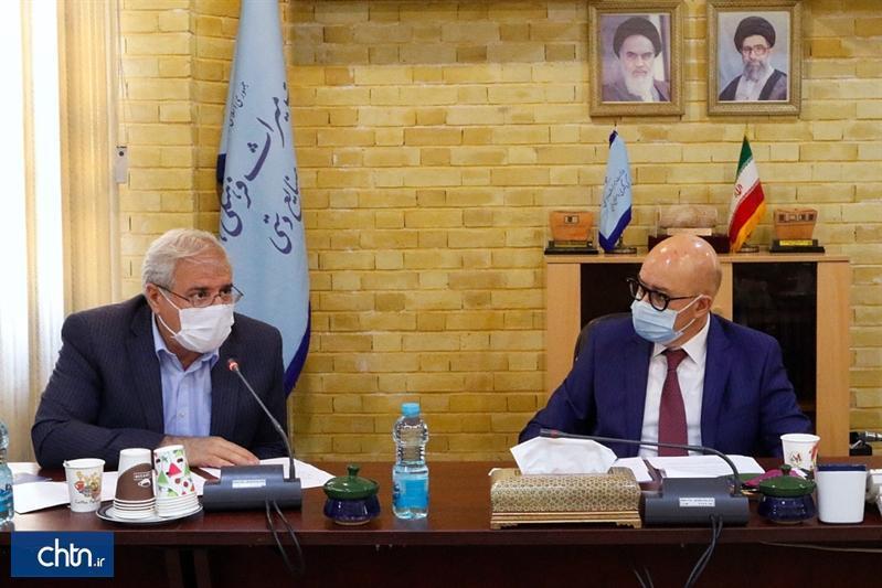 گسترش همکاری های مشترک برای استرداد اموال فرهنگی تاریخی ایران و یونان